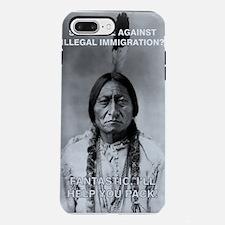 illegal immigration iPhone 7 Plus Tough Case