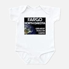 fargo north dakota - greatest place on earth Infan
