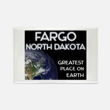 fargo north dakota - greatest place on earth Recta