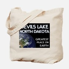 devils lake north dakota - greatest place on earth
