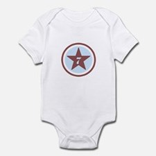 Number Seven Infant Bodysuit