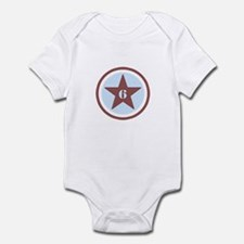 Number 6 Infant Bodysuit