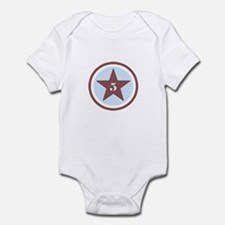 Number Five Infant Bodysuit