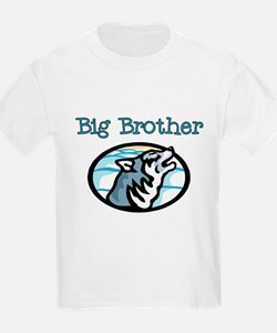 Wolf Big Brother T-Shirt