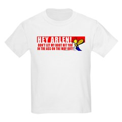 Boot In Specter's Ass T-Shirt