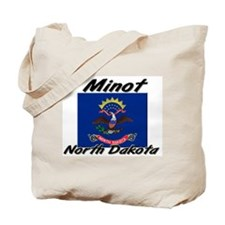 Minot North Dakota Tote Bag