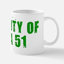 AREA51 Mugs