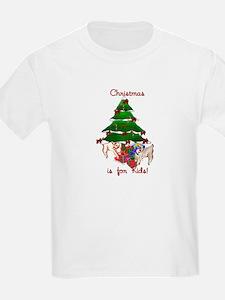 Pygmy Kids Open Gifts! Kids T-Shirt