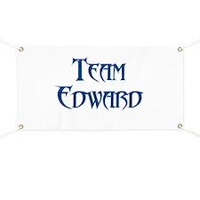 Funny I heart edward Banner