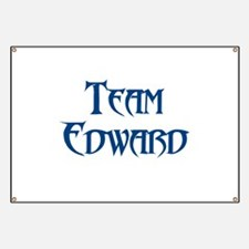 Cute I heart edward Banner