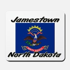 Jamestown North Dakota Mousepad