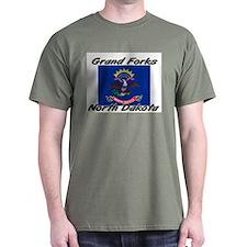 Grand Forks North Dakota T-Shirt
