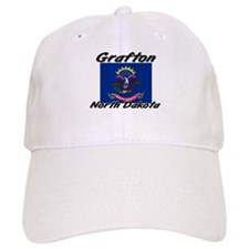 Grafton North Dakota Baseball Cap