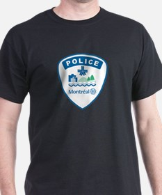Montreal Police T-Shirt