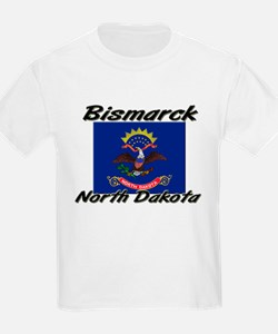 Bismarck North Dakota T-Shirt