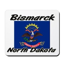 Bismarck North Dakota Mousepad