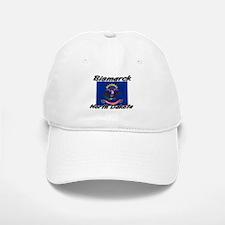 Bismarck North Dakota Baseball Baseball Cap