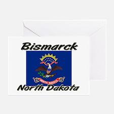 Bismarck North Dakota Greeting Cards (Pk of 20)
