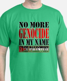 No More Genocide T-Shirt