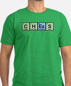 Chess made of Elements T