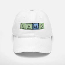 Chess made of Elements Baseball Baseball Cap