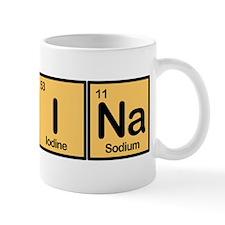 China made of Elements Mug