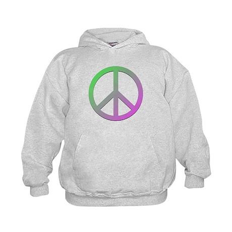 Peace! Kids Hoodie
