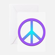 Peace! Greeting Card