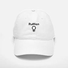 Ruffian Female Symbol Baseball Baseball Cap
