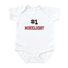 Number 1 MUSCOLOGIST Infant Bodysuit