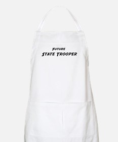 Future State Trooper  BBQ Apron