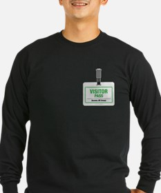 Visitor Pass T