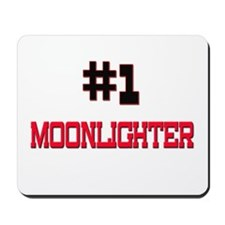 Number 1 MOONLIGHTER Mousepad