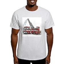 Fire No. 1 T-Shirt