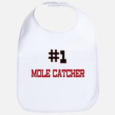 Number 1 MOLE CATCHER Bib