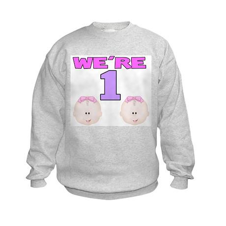 We're 1 Kids Sweatshirt
