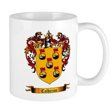Calderon Shield Mug