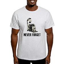 Never Forget Antique Cameras T-Shirt