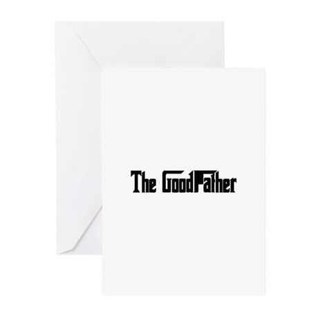 The GoodFather. Greeting Cards (Pk of 10)