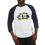 Swedish Duck Ducklings Baseball Jersey