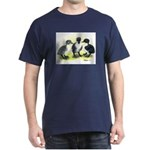 Swedish Duck Ducklings Black T-Shirt