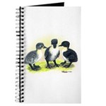 Swedish Duck Ducklings Journal