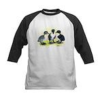 Swedish Duck Ducklings Kids Baseball Jersey