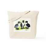 Swedish Duck Ducklings Tote Bag