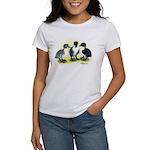 Swedish Duck Ducklings Women's T-Shirt