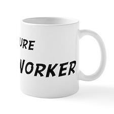 Future Social Worker  Small Mugs