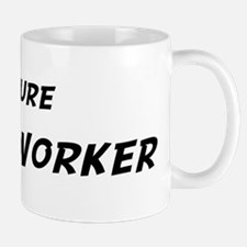 Future Social Worker  Small Mugs