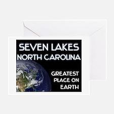 seven lakes north carolina - greatest place on ear