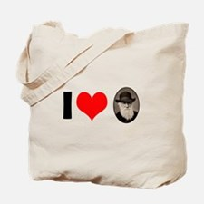 I Heart Darwin Tote Bag