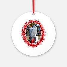Mercury1Tri Ornament (Round)